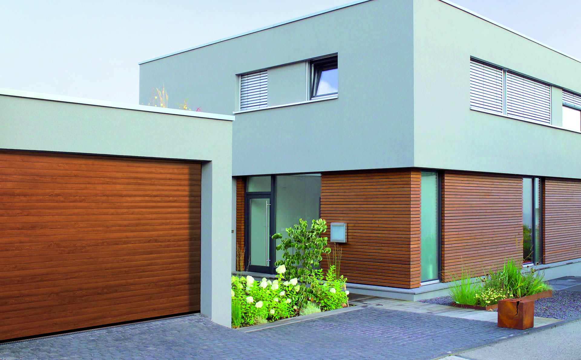 Roller Shutter Garage Doors by Garage Door and Gate