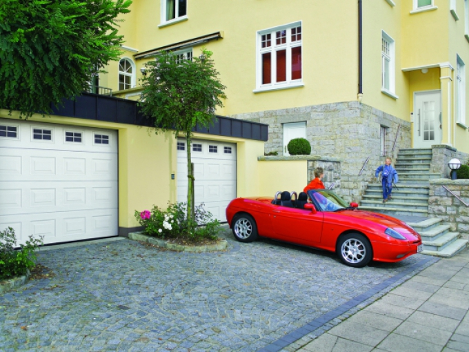 Sectional Garage Doors by Garage Door and Gate